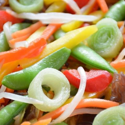 Obrázek z Thajská zeleninová pánev 400g