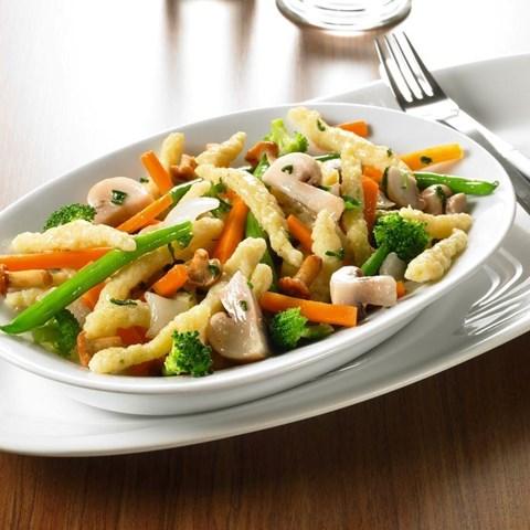 Obrázek z Noodles & chicken 500g
