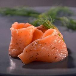 Obrázek Gravlax - marinovaný losos 200 g