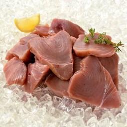 Obrázek  Steaky z tuňáka, nestandard 1 kg