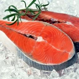 Obrázek Divoký losos keta steak -  5x1000 g