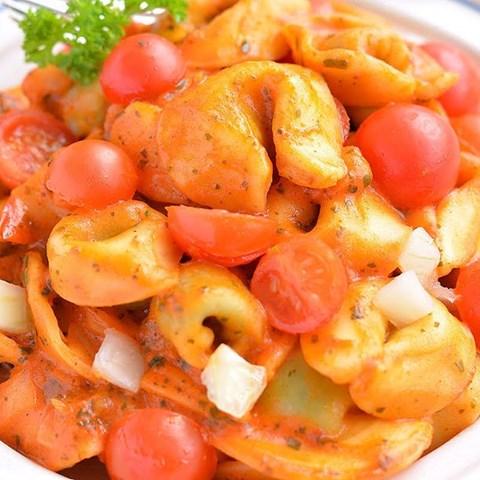 Obrázek z Tortellini s rajčatovou omáčkou 500g