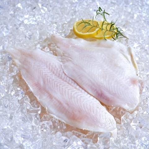 Obrázek z Platýs celá ryba  2ks cca 0.5kg