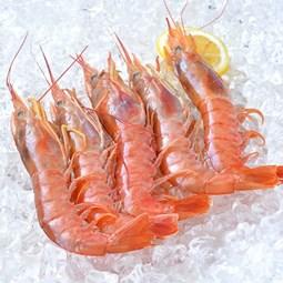 Obrázek Krevety celé, na moři zmrazené, vel. 10-20, 500g