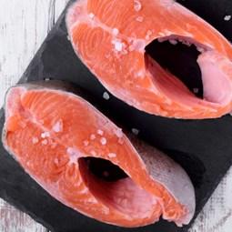 Obrázek Divoký losos kisutch- coho- steak -  1000 g