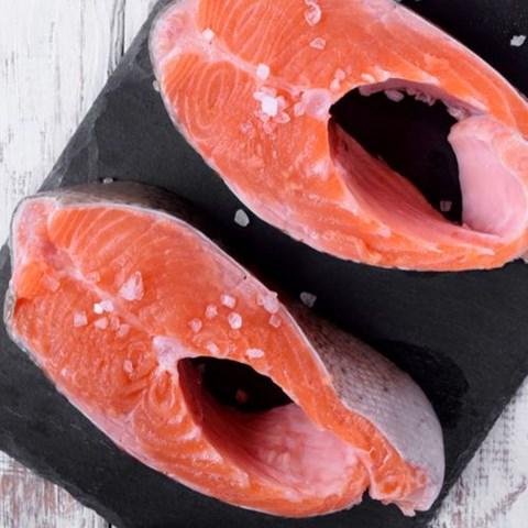 Obrázek z Divoký losos kisutch- coho- steak -  1000 g