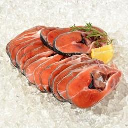 Obrázek Divoký losos kisutch -COHO, ořez nestandard, 1000 g