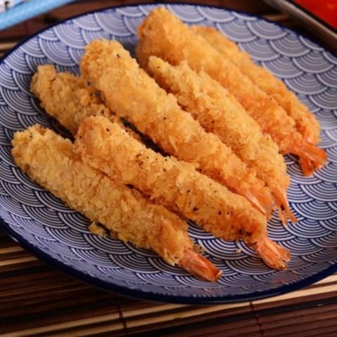 Obrázek z  Krevety obalované wasabi- torpedo style 250g