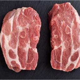Obrázek Steak z krkovice bez kosti 2 ks  450 g