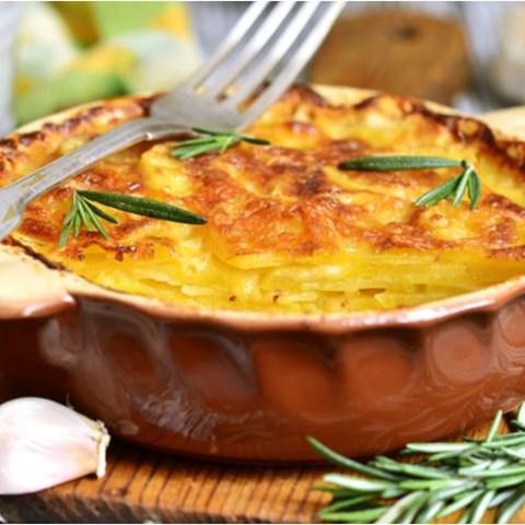 Obrázek z Gratinované brambory 400 g