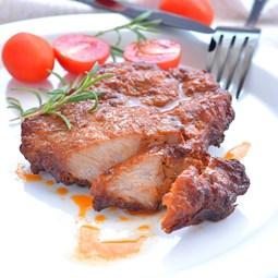 Obrázek Grilovaný steak z krkovice s cajun marinádou cca 200g