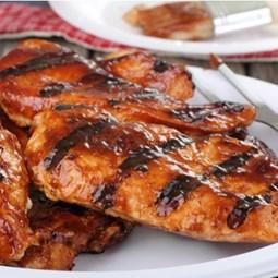 Obrázek Cajun - grilovaná kuřecí prsa celá s kostí cca 650g
