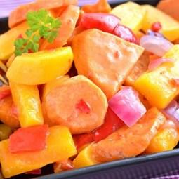 Obrázek Zeleninová pánev s batáty sweet - chilli 400 g