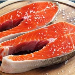 Obrázek Divoký losos nerka-sockeye- steak -  1000 g
