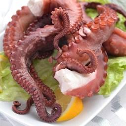 Obrázek Chapadla z chobotnice vařená 400g