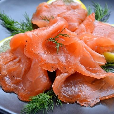 Obrázek z Prosciutto z lososa 100g