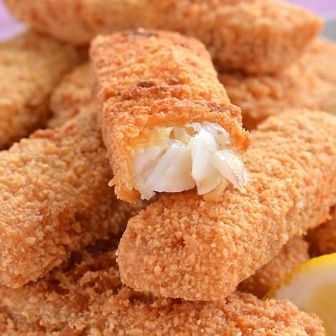 Obrázek z Obalované rybí prsty 1000g