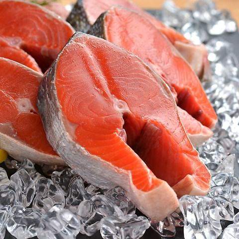 Obrázek z  Divoký losos nerka steak 2ks - 300g