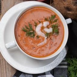Obrázek Rybí polévka s plody moře 300g