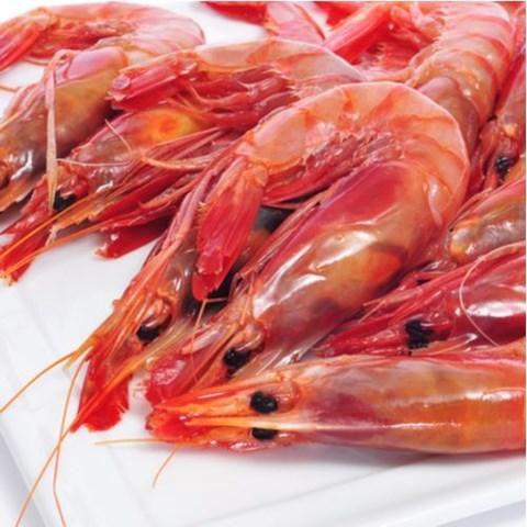 Obrázek z Krevety celé, na moři zmrazené, vel. 70-90, 500g