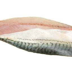 Obrázek Makrela filety s kůží cca 500g